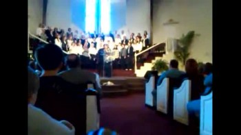 Psalms 23 - Princeton Church of God Choir 1/30/2011