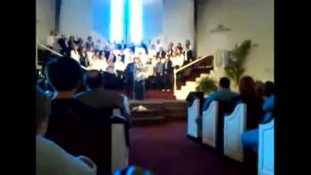 Psalms 23 - Princeton Church of God Choir 1/30/2011