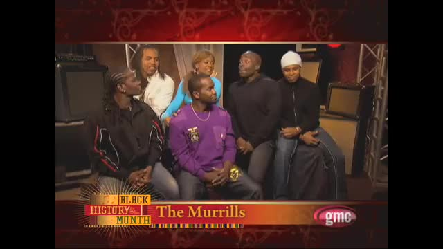gmc's Black History Month - The Murrills