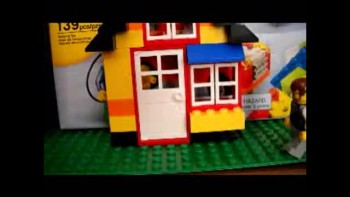 Lego Stranded on an Island