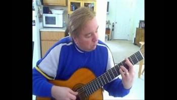 Via Dolorosa Guitar solo