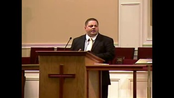 """Send the Rain""- Sun XX Preaching - 1-2-2011 -  Community Bible Baptist Church 2of2"