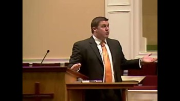 """I Give it All"" - Bro. John Andersen - Vision Night - 1-2-2011 Community Bible Baptist Church, St. Petersburg, FL 2of2"