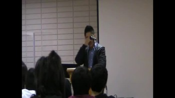 1.30.11 Testimony by Bryan No