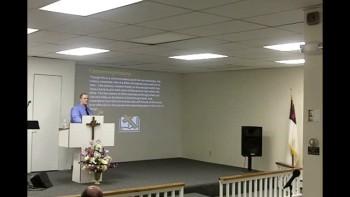 Sunday School 1-23-2011 (Part 2)
