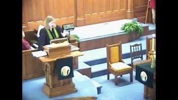 Sermon Feb. 7th, 2011