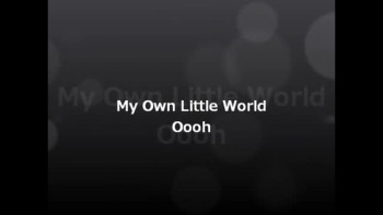 My Own Little World With Lyrics - Matthew West