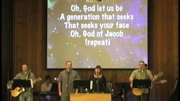 Give Us Clean Hands - PVCC Live Worship 02-06-2011