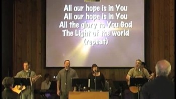 Jesus Messiah - PVCC Live Worship 02-06-2011