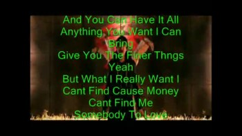 Somebody To Love + Lyrics