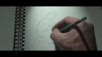 Family Man - Incredible Time Lapse Drawing