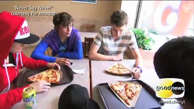 Justin Bieber - Pizza Prayer