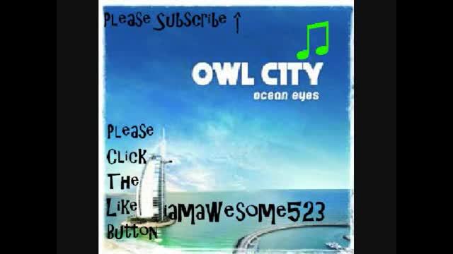 Owl City-Tidal Wave