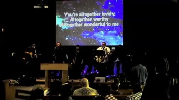 Here I Am To Worship - PVCC Live Worship 01-09-2011