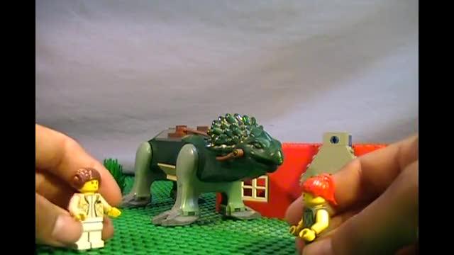 Lego Star Wars Episode XXX: Ruth