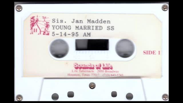 Jan Madden