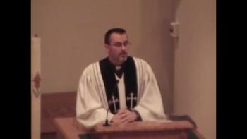 Sermon Feb 13, 2011 - Pastor Dennis ELC Waynesboro, Pa.