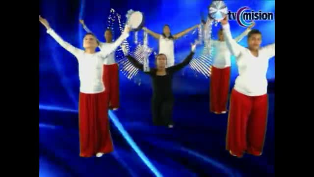 B TO B MINISTRIES ELOHIM MIME~DANCE(PANTOMIMA~DANZA)