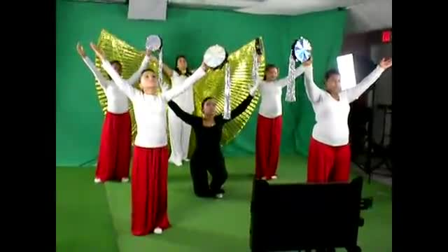 B TO B MINISTRIES MIME~DANCE (PANTOMIMA~DANZA)