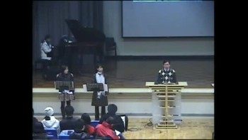 Kei To Mongkok Church Sunday Service 2011.02.13 part 1/4
