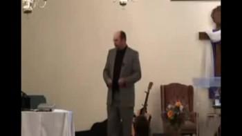 Pastor Ray Jones