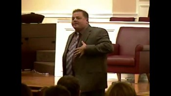 Galatians 1:1-5 - Sun PM Preaching - 1-23-2010 - Community Bible Baptist Church 1of2