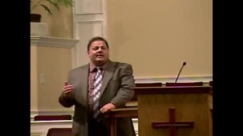 """Bring the Rain - Christ on the Cross"" 1-30-2011 - Sun AM Preaching  - Community Bible Baptist Church 2of2"