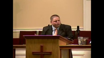 Galatians 1:6-9 - Sun PM Preaching - 1-30-2011  -Community Bible Baptist Church 1of2