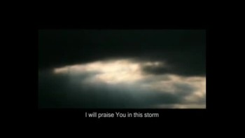 Casting Crowns-Praise you in this Storm