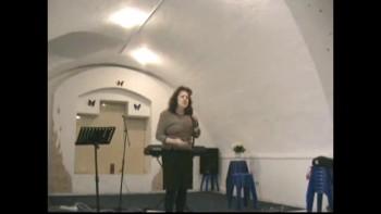 13/02/2011 Часть 2/2 Воскресная проповедь. Миссионер Наталья Склала