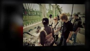 Aaron Gillespie in Haiti w/ Samaritan's Purse