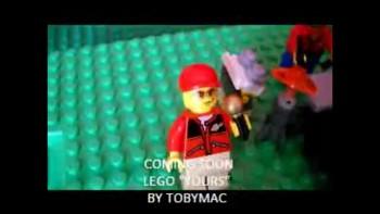 Lego TobyMac Trailer