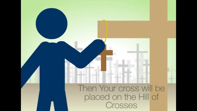 Miracle of Crosses - Hill of Crosses - Send Your Own