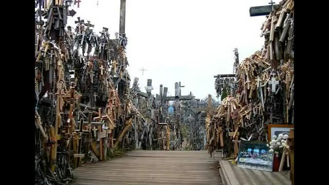 Miracle of Crosses - Hill of Crosses - Choose Your Cross
