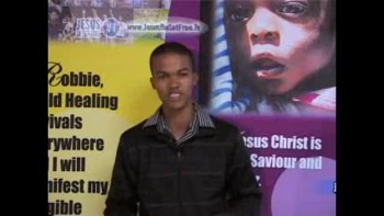 22_Testimonies (Touched by the Holy Spirit & Set free from ear infection & Set free from demon) with Dr Robbie Cairncross