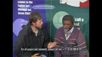32_Miracle healing & Testimonies (Set free from crutch & healed of chest and leg pains) with Dr Robbie Cairncross
