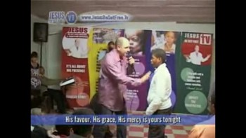 33_Miracles healings & Testimonies (Set free from crutch) with Dr Robbie Cairncross