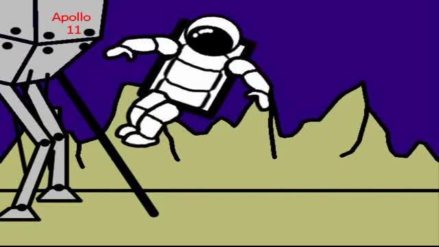 NASA Faked The Moon Landing!