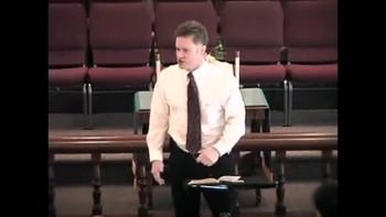 St. Matts U.M.C, Sandown NH Sermon 2/27/11