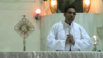 Healing Service at Irla- Fr Conrad Saldanha (Part 3) .wmv