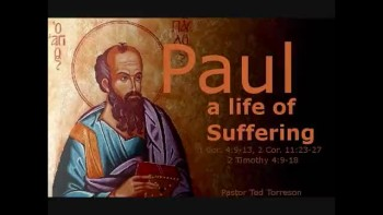 Paul: A Life Of Suffering