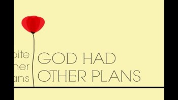 God Had Other Plans - book trailer