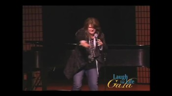 Laugh for Life Gala 2009 - Anita Renfroe - Maternity Clothes