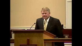 """Unthankfulness"" - Sun PM Preaching - 2-20-2011 - Community Bible Baptist Church"