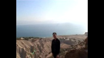 Genesis 1, filmed at Engedi, Israel (Tom Meyer)