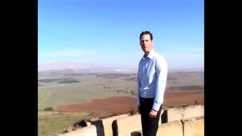 James 1, filmed on the Shephelah, Israel (Tom Meyer)