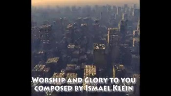 Worship and Glory to you - brand new worship song