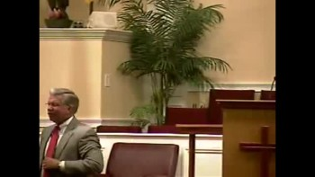 """Preaching on the End Times Part 2"" -  3-2-2011 - Missions Conference 2011 - Community Bible Baptist Church 1of2"