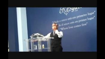Pastor Jose Carlos Silva.
