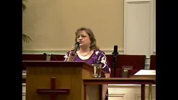 """Preaching on the End Times Part 1"" -  3-1-2011 - Missions Conference 2011 - Community Bible Baptist Church 1of2"